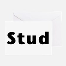 Stud - for fathers - Greeting Cards (Pk of 10