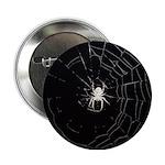 Spooky Spider Button