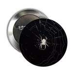 """Spooky Spider 2.25"""" Button (10 pack)"""