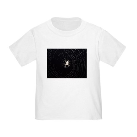 Spooky Spider Toddler T-Shirt