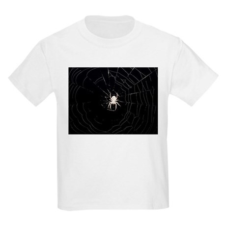 Spooky Spider Kids T-Shirt
