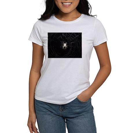 Spooky Spider Women's T-Shirt