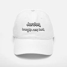 Sexy: Jordon Baseball Baseball Cap