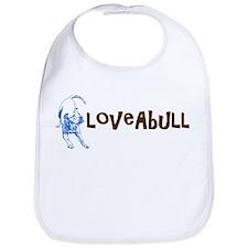 loveabull Bib