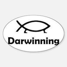 Darwinning Decal