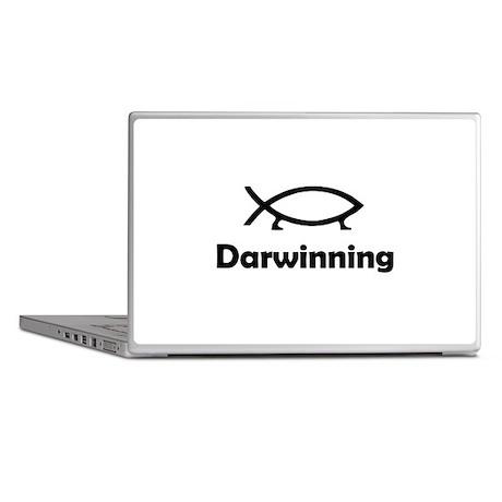 Darwinning Laptop Skins