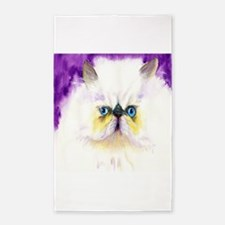 Himalayan Cat 3'x5' Area Rug