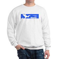 I Skate with Slomo Sweatshirt