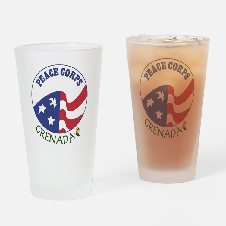 PC Grenada.JPG Drinking Glass