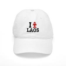 I Erawan (Love) Laos Baseball Baseball Cap