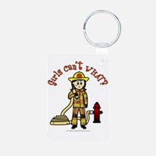 Cute Fire rescue Keychains