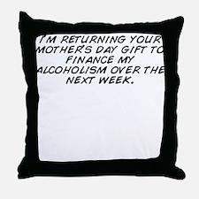 Im next Throw Pillow