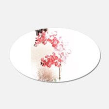 Orchid Blossom Wall Decal