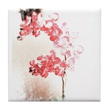 Orchid Blossom Tile Coaster