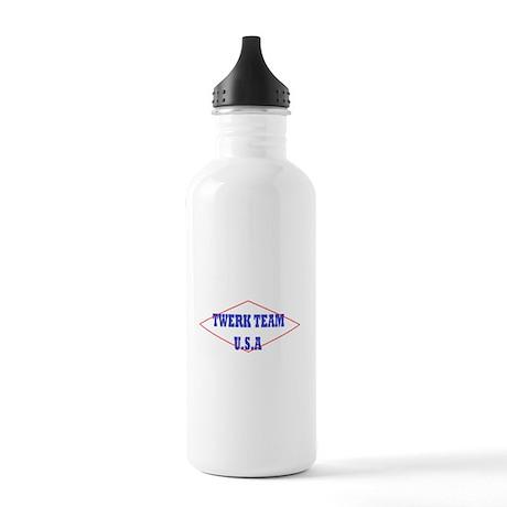 Twerk team U.S.A Water Bottle