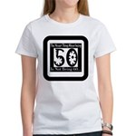 Being 50 Women's T-Shirt