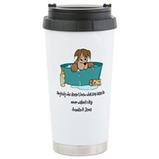 Cute Wet Travel Mug