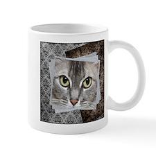 Kitty Close Up Mug