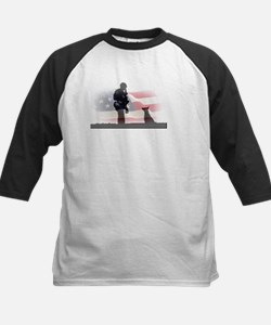 Soldier and shepard Baseball Jersey
