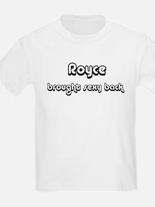 Sexy: Royce Kids T-Shirt