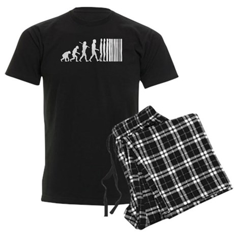 Transcendent Man Evolution Pajamas
