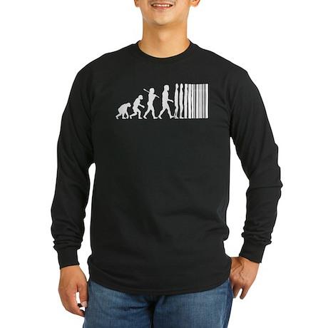 Transcendent Man Evolution Long Sleeve T-Shirt