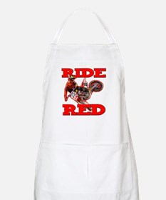 Ride Red 2013 Apron