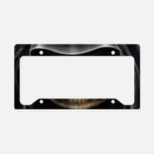 grimreaper License Plate Holder
