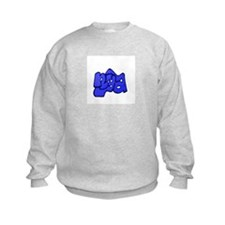 nya Blue Sweatshirt
