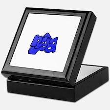 nya Blue Keepsake Box