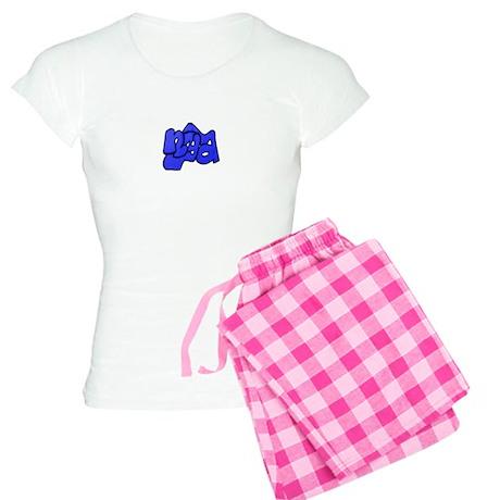 nya Blue Pajamas