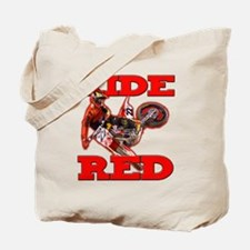 Ride Red 2013 Tote Bag