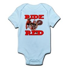 Ride Red 2013 Body Suit
