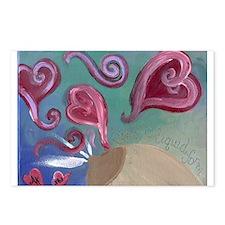 Liquid Love Postcards (Package of 8)