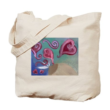 Breastfeeding Advocacy Tote- Liquid Love