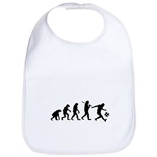 Evolution of the soccer player Bib