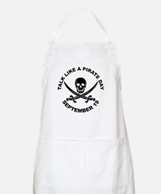 Talk Like A Pirate Day Apron