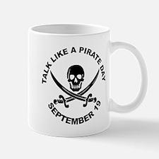 Talk Like A Pirate Day Mug
