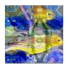 Nature Reflections I Tile Coaster