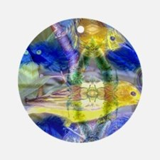Nature Reflections I Ornament (Round)