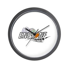 ENDZONE COLLECTIBLES Wall Clock