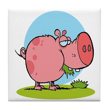 Cute piggy eating - photo#28