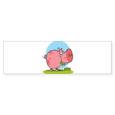 Cute piggy eating - photo#13