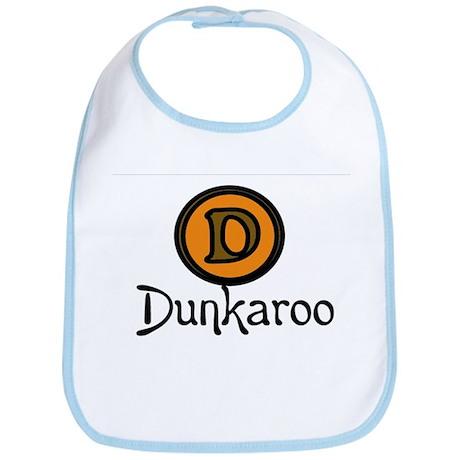 Dunkaroo Logo Bib