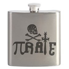 Pi-rate Flask