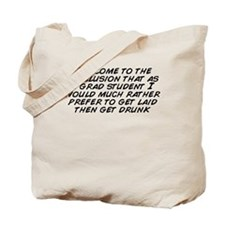 Cute Would prefer Tote Bag