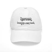 Sexy: Kareem Baseball Cap