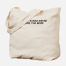 Cool Being boss Tote Bag