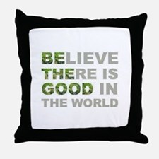 Be The Good Throw Pillow