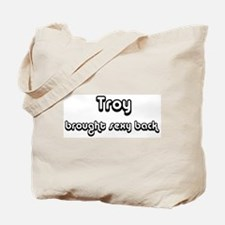 Sexy: Troy Tote Bag